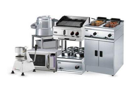 Echipamente bune la prețuri promoționale pentru bucătăria localului tău